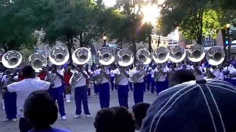 tuba section tennessee state university tuba section youtube