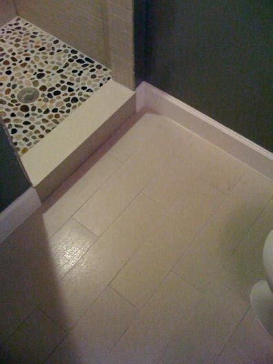Ceramic Tile Vs Hardwood Flooring Kitchen by Bath Room Ceramic Flooring Looks Like Wood