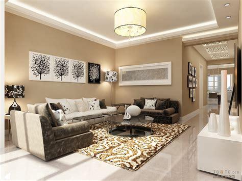 living room ideas 2016 时尚客厅装饰图片 土巴兔装修效果图
