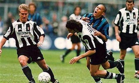 ronaldo vs juventus 1998 ronaldo quot juventus le botte nello spogliatoio a cardiff e la chions ecco perch 233 ha vinto il