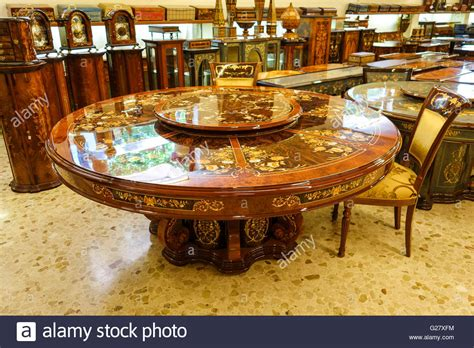 sorrento inlaid wood factory ornate wooden inlaid furniture tables clocks etc for sale