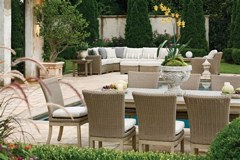 a short history of outdoor furniture summer classics