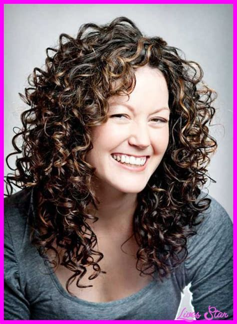 curly haircuts near me layered haircuts for naturally curly hair livesstar com