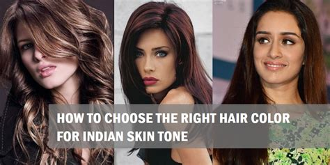 Choosing Hair Colour Based On Indian Skin Tone Femina In How To Choose The Right Hair Color For Indian Skin Tones