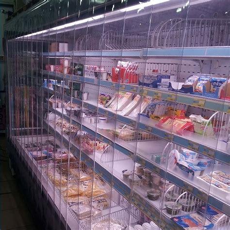 tende a strisce tende a strisce per bachi frigo di vendita socepi