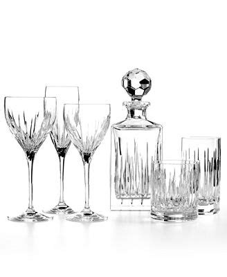 reed and barton barware reed barton quot soho quot bar and stemware all glassware
