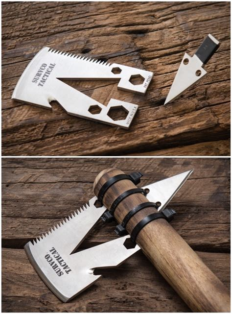 Edc Survival Tool edc survival credit card tool t3hwin