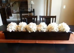 Dining Table Centerpiece Ideas by Cookin Cowgirl Diy Homemade Centerpiece