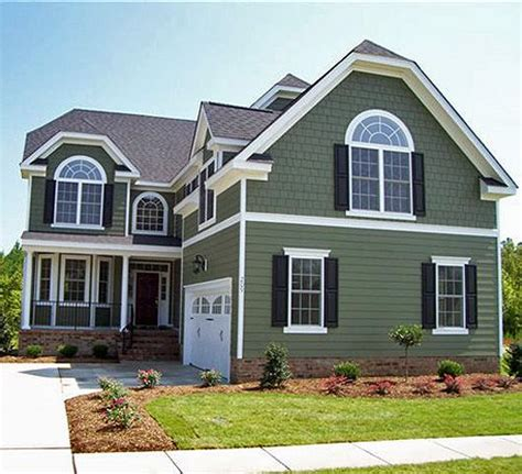 houses with green siding 126 best images about exterior house on pinterest exterior colors craftsman and