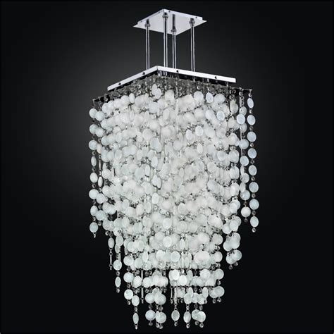 Capiz Shell Chandelier Lighting Capiz Shell Chandelier Square Chandelier Cityscape 598k Glow 174 Lighting