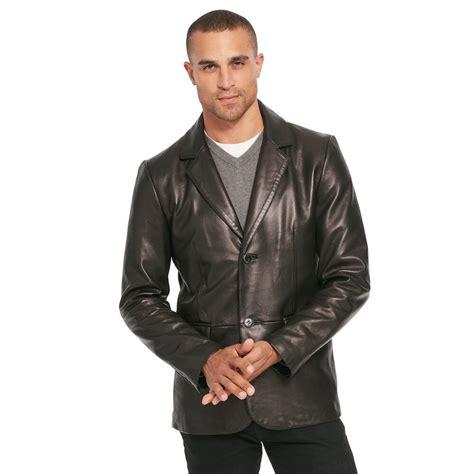 Blazer Wilson wilsons leather mens 2 button blazer ebay
