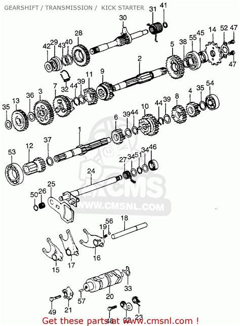 1982 honda nc50 wiring diagram 1982 honda ct110 wiring