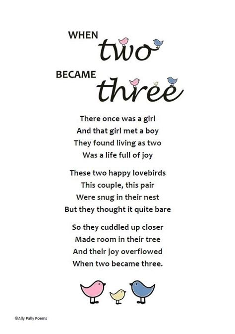 poem for grandparents 20 pregnancy announcement poems with images