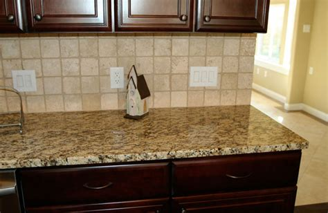 Kitchen Backsplash Ideas With Santa Cecilia Granite by Santa Cecilia Granite Backsplash Ideas Santa Cecilia