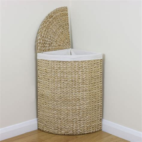 Woven Wicker Laundry Basket With Lid Sierra Laundry Wicker Laundry With Lid