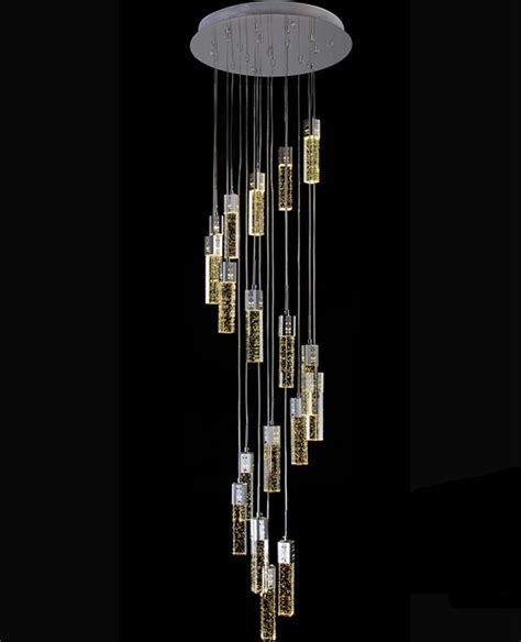 four light chandelier aliexpress buy 1 4 3 5m high ceiling modern led