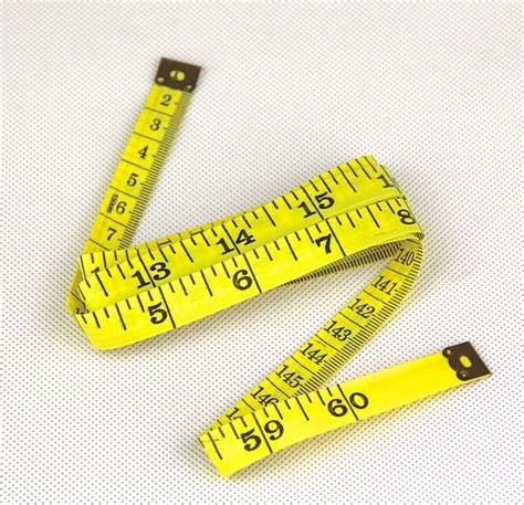 1 5m Sewing Tailor Measure fabric measure 1 5m or 60 quot soft measure sewing