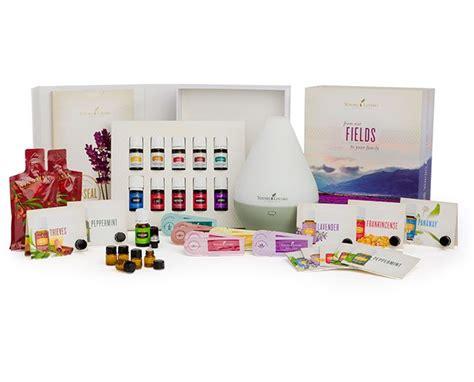 living essential oils premium starter kits living