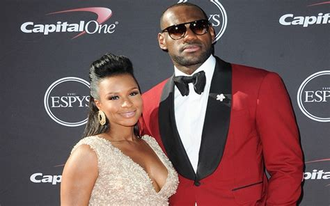 lebron james wife biography savannah brinson is married to husband lebron james has