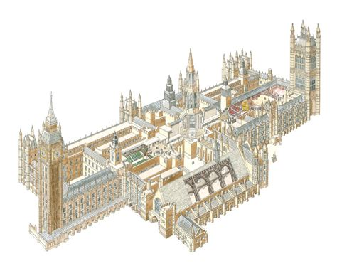 Floorplan Online by The Palace Of Westminster How It Works Magazine