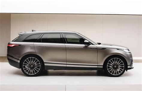 range rover side view 2018 range rover velar side view hd car wallpapers