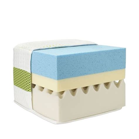 spa sensations 12 quot sport memory foam mattress king size