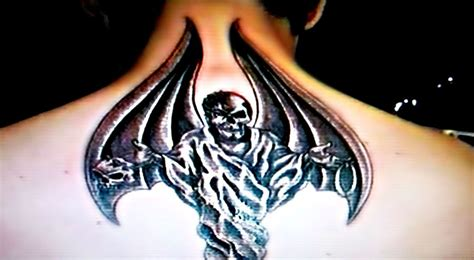 zak bagans tattoo by medicinegirlash8 on deviantart