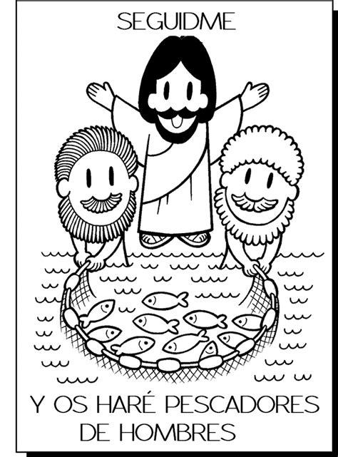 dibujos para colorear de la pesca milagrosa me aburre la religi 211 n la pesca milagrosa