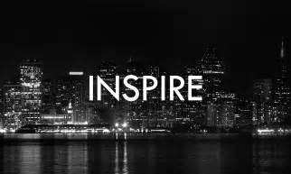 Inspire inspire welcome