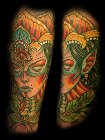 dead gods tattoo david goldstein dead gods