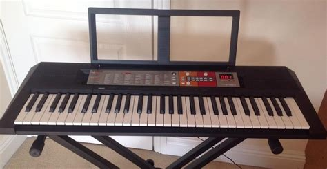 Yamaha Keyboard Tunggal Psr F50 digital piano keyboard yamaha psr f50 and x stand newport isle of wight sold wightbay