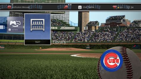 ps4 themes mlb mlb 174 15 the show dynamic theme chicago cubs en ps4