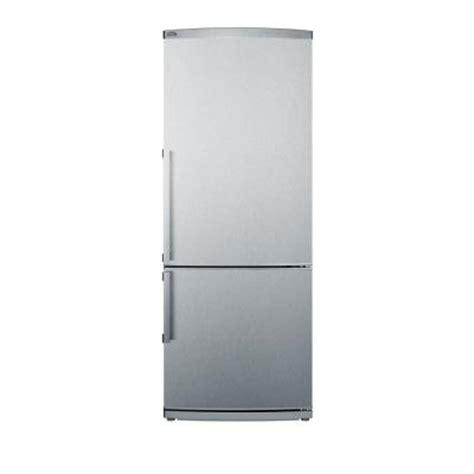 Apartment Fridge Home Depot Summit Appliance 13 81 Cu Ft Bottom Freezer Refrigerator