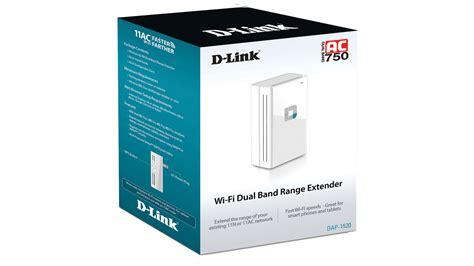 Repeater Wifi Dlink d link dap 1520 11ac range extender released d link dap