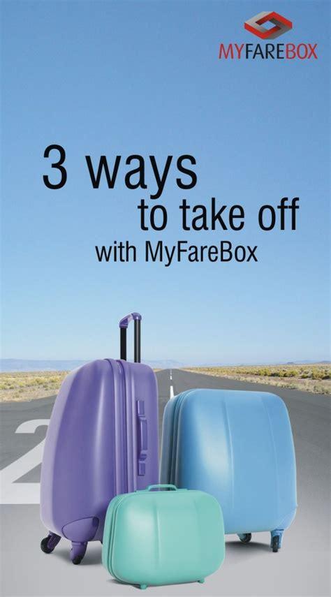 3 ways to take with myfarebox a global anywhere to anywhere b2b airfares booking platform