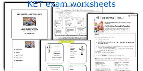 ket test teaching worksheets ket