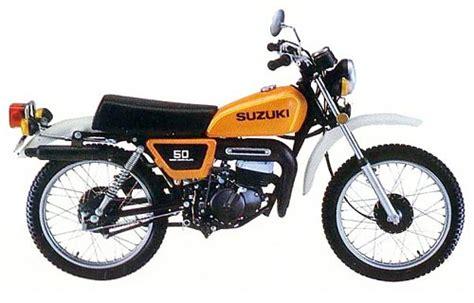 Ts 50 Suzuki Suzuki Ts50 Model History