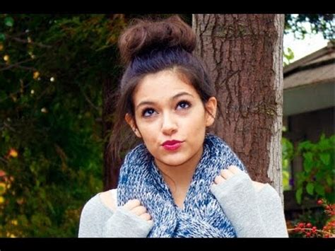 quick and easy hairstyles for school bethany mota what are some really cute hairstyles for longer hair