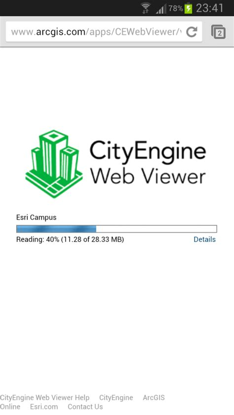 android web viewer mobile cityengine web viewer webgl on android geoplanit
