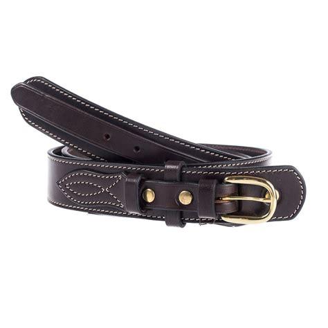 new genuine australian leather ranger belt ebay
