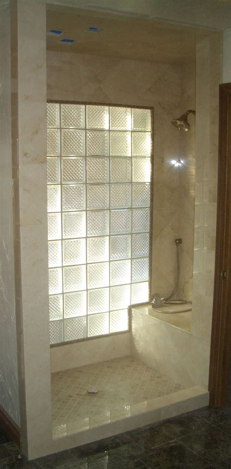 glass cubes for bathroom 73 best images about shower ideas on pinterest neutral