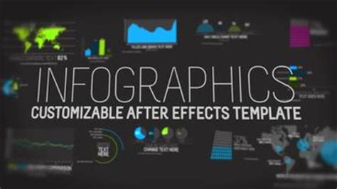 Infographics After Effects After Effects Infographic Template