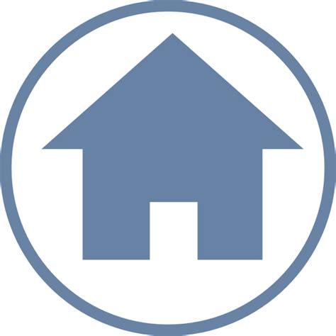 home logo clip at clker vector clip