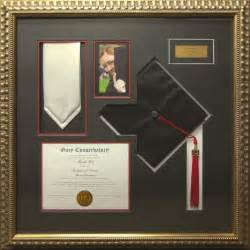 tassel frame i framed and my diploma and tassel this is
