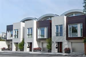 Townhouse Design Townhouse Jetson Green