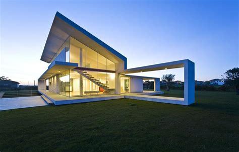 modern home architecture villa t architrend architecture archdaily
