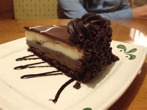 black tie mousse cake picture of olive garden orlando