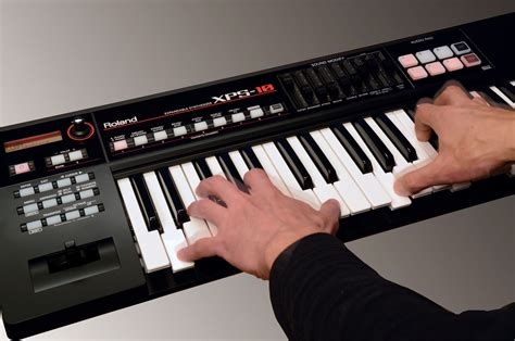 Keyboard Roland Xps 30 roland xps 10 expandable synthesizer