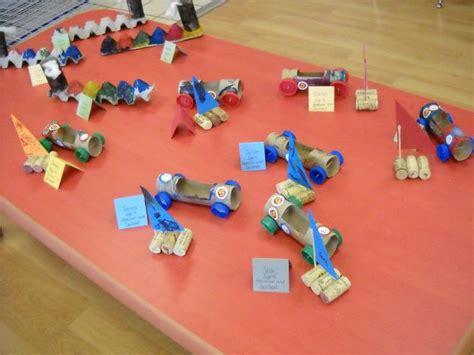 transportation crafts for bulletin board themes preschool transportation race