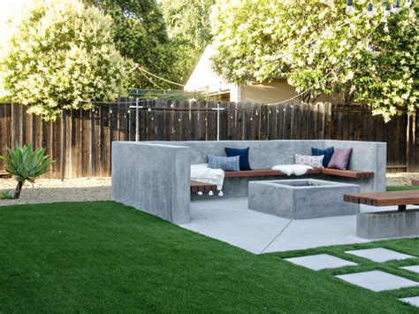 Modern California Backyard Remodel The Vintage Rug Shop Backyard Remodel Ideas